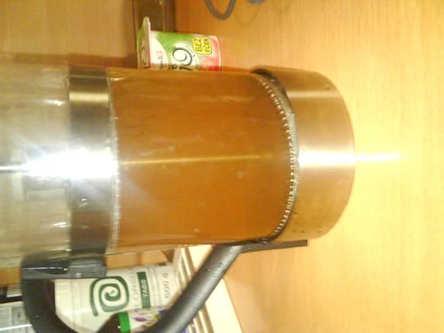 Skořicový čaj na nachlazení, hotovo