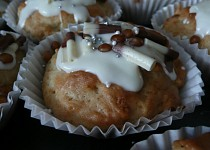 Voňavé muffinky