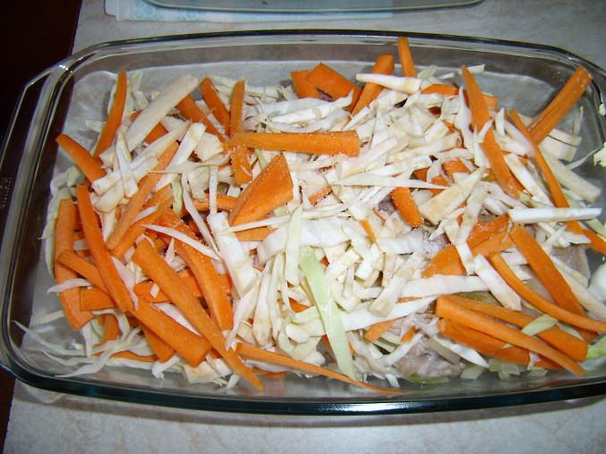 Kotlety na zelenině