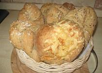 Chlebánky se škvarkama
