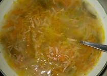 Celerovka-s chutí hovězí polévky