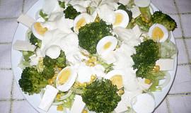 Ledový salát – mix