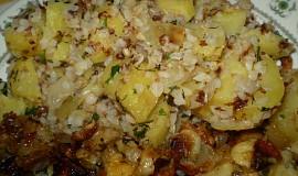 Pohankové brambory