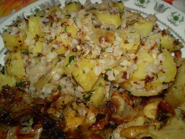 Pohankové brambory, Pohankové brambory