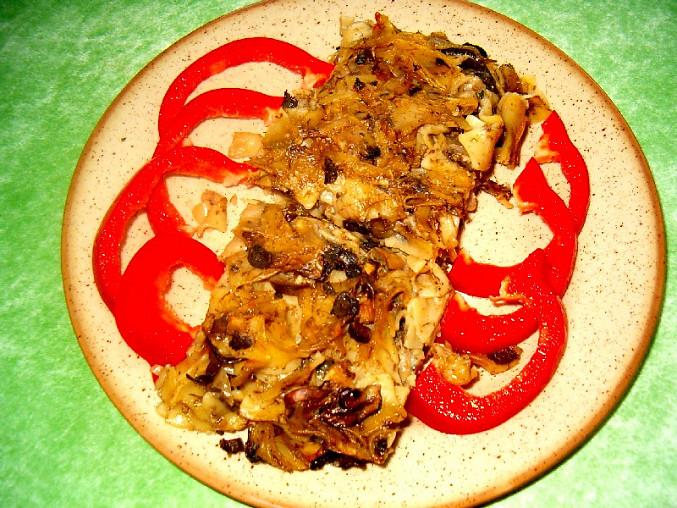 Těstoviny z hájovny
