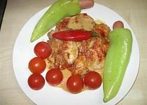 Vepřová minutková Tandoori masala