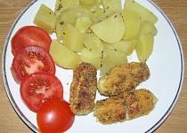 Mleté kuřecí maso s bylinkami (bezlepkové)