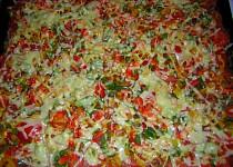 Špagetová pizza