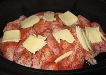 Pečená kuřecí křidélka v PH