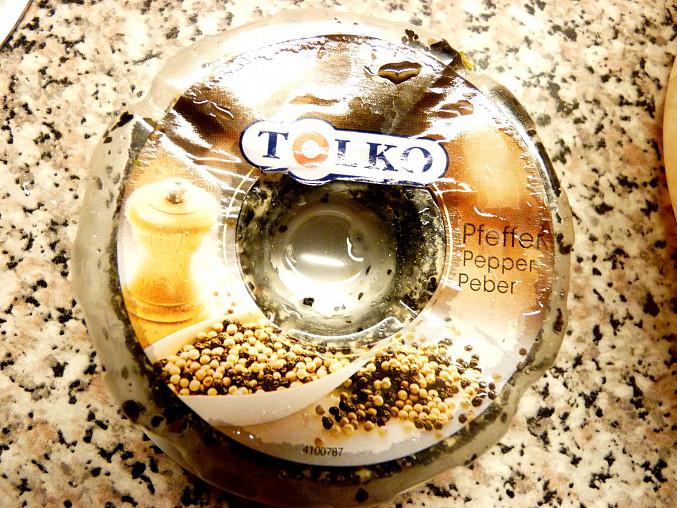 Plněná vejce sýrovou hmotou