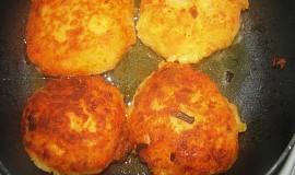 Zeleninové placičky se sýrem