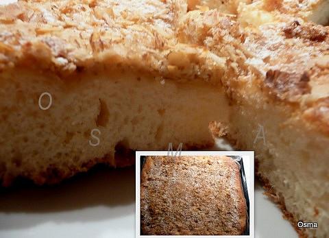 Máslový koláč
