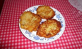 Květákové bramboráčky