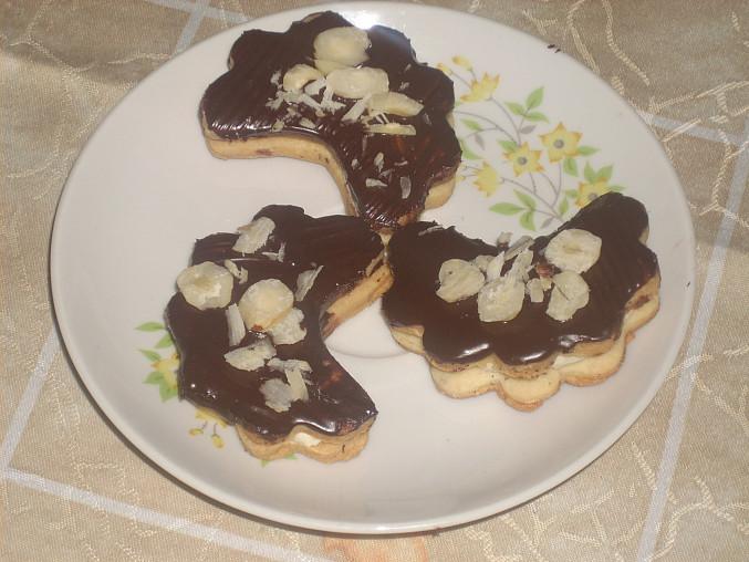 Ořechové placičky