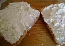 Sýrová pomazánka