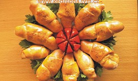 Sýrové rohlíčky