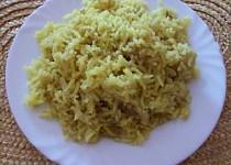 Rýže kari