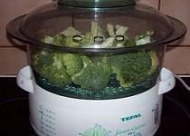 Brokolice se zakysanou smetanou