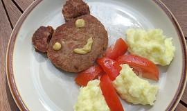 Karbanátky z drůbežího masa