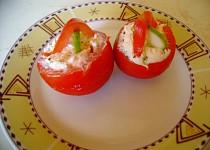 Rajčatové košíčky
