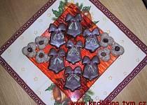 DIA zvonečky (cukroví)