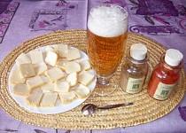 Naložený romadur s pivem
