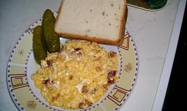 Vejce se sýrem