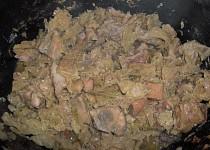 Vepřové maso v kapustě v pomalém hrnci