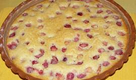 Bleskový letní koláč
