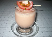Kefírové mléko s rajčatovou šťávou