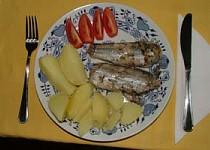 Pečené ryby