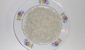 Dušená rýže - zaručeně nelepící