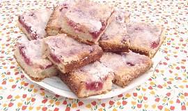 Jahodový koláč II.
