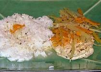 Kuře s citronovou šťávou