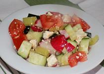 Salát na léto
