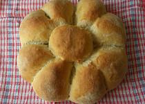 Chléb - kytka