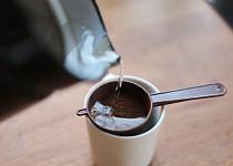 Lahodná káva s přístrojem za 10 Kč