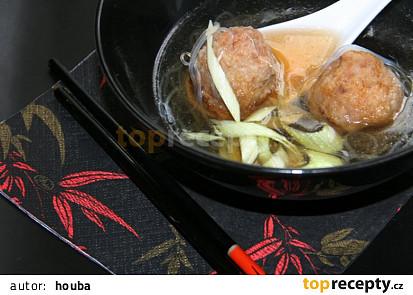 Lví hlavy - čínský recept