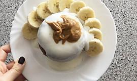 Mug cake z ovesných vloček