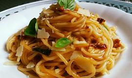 Špagety za pár minut