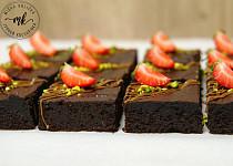 Avokádové brownies podle Mišky Kuličky
