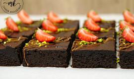 Avokádové brownie