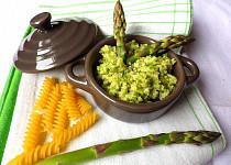 Pesto ze zeleného chřestu