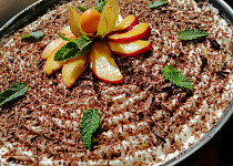 Piškotový dezert