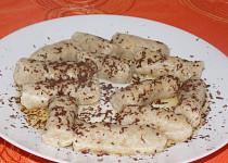 Jáhlové šišky s ořechy