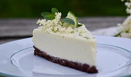 Bezový cheesecake