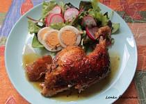 Bezlepkové provensálské kuře