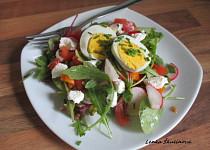 Zeleninový salát-dietní