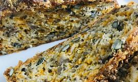 Sýrový chleba Low Carb
