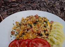 Vaječná rýže nebo tarhoňa